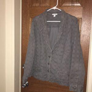 Fashion Bug 26W Blazer/Jacket